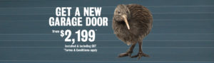Garador Auckland Garage Door Deal